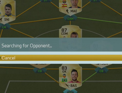 Can't Find a Game of FUT on FIFA 16? Give This a Try. [Xbox One fix]