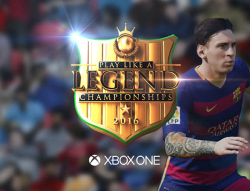 Gfinity FIFA 16 Play Like a Legend Championship 2016 Details