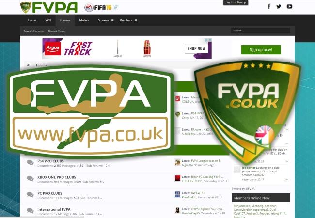 FVPA UK