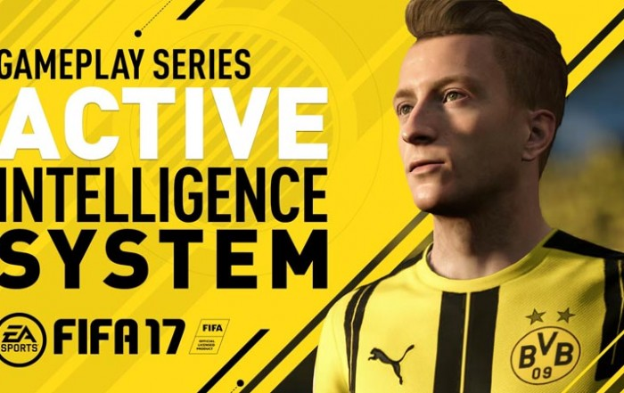 FIFA 17 Active Intelligence System
