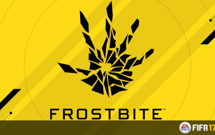 FIFA 17 Frostbite Engine