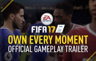 FIFA 17 Gameplay Trailer
