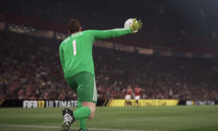FIFA 17 New Attacking Techniques Goalkeepers fifa 17 new attacking techniques FIFA 17 New Attacking Techniques FIFA 17 New Attacking Techniques Goalkeepers