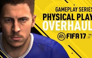 FIFA 17 Physical Play Overhaul