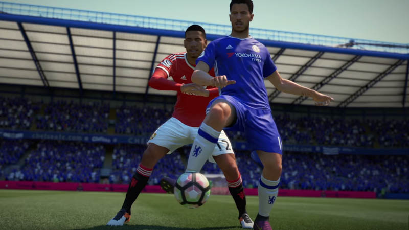 Shielding the ball in FIFA 17 how to shield the ball in fifa 17 FIFA 17 Physical Play Overhaul - How To Shield the Ball in FIFA 17 Shielding the ball in FIFA 17
