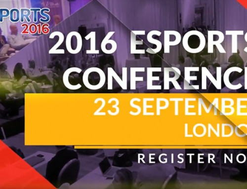 Dave Witts To Speak At eSports Conference 2016