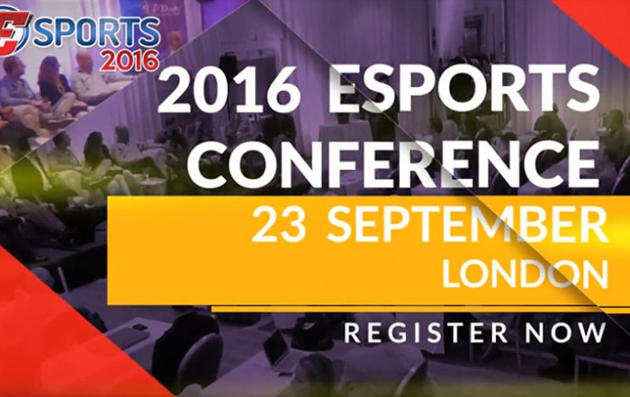 eSports Conference-2016