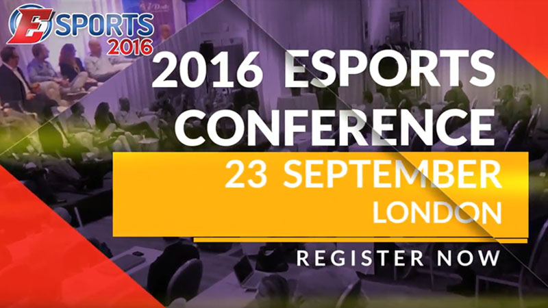 eSports Conference-2016 Dave Witts To Speak At eSports Conference 2016 Dave Witts To Speak At eSports Conference 2016 Esports Conference 2016