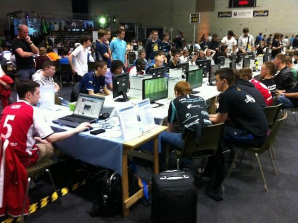 European Console League 3 - Loughborough (ECL3)